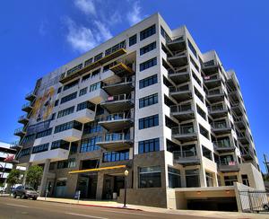 Solara Lofts in Downtown San Diego