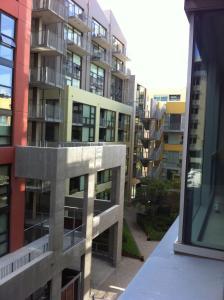 Side View Balcony